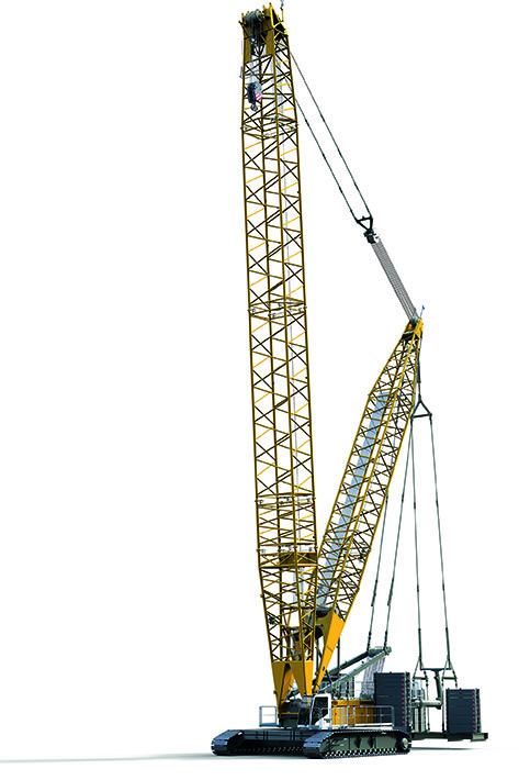 Liebherr LR 1300 SX