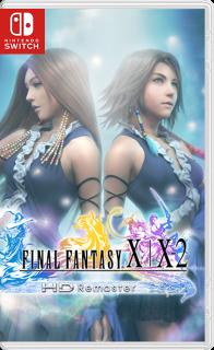 26141581 - FINAL FANTASY X/X-2 HD Remaster Switch NSP