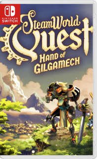 26174602 - SteamWorld: Collection (SteamWorld Dig 1/2 + Heist Ultimate Edition + Quest: Hand of Gilgamech) Switch NSP