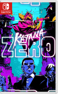 Katana ZERO Switch NSP - Switch-xci com