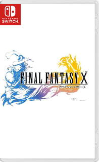 26283496 - FINAL FANTASY X HD Remaster Switch NSP