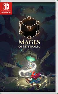 Mages of Mystralia Switch NSP - Switch-xci com