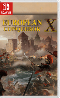 26453198 - European Conqueror X Switch NSP