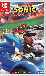 26474213 - Team Sonic Racing Switch NSP XCI