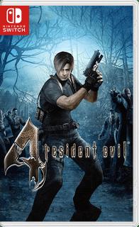 26508838 - Resident Evil 4 Switch NSP NSZ
