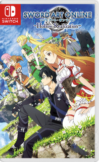 SWORD ART ONLINE: Hollow Realization Deluxe Edition Swwitch NSP