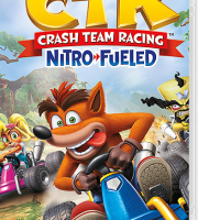 Crash Team Racing Nitro-Fueled Switch NSP