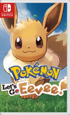 27276427 - Pokémon Let's Go Eevee Switch Xci nsp