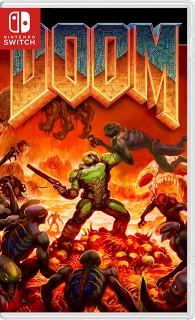 DOOM 1+2+3 Switch NSP XCI - Switch-xci com