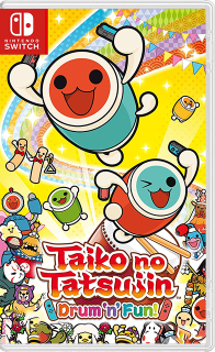 27485862 - Taiko no Tatsujin: Drum'n'Fun! Switch NSP XCI