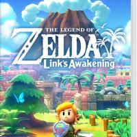 The Legend of Zelda: Link's Awakening Switch NSP XCI NSZ