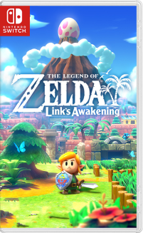 27681054 - The Legend of Zelda: Link's Awakening Switch NSP XCI's Awakening Switch NSP XCI