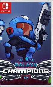 Resultado de imagem para Galaxy Champions TV switch