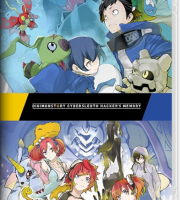 Digimon Story Cyber Sleuth: Complete Edition Switch NSP XCI