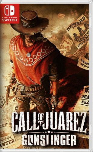 Resultado de imagem para Call of Juarez Gunslinger switch