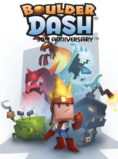 Download Boulder Dash 30th Anniversary Switch nsp xci nsz