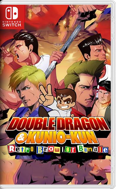 Double Dragon Kunio-kun Retro Brawler Bundle Switch NSP XCI NSZ