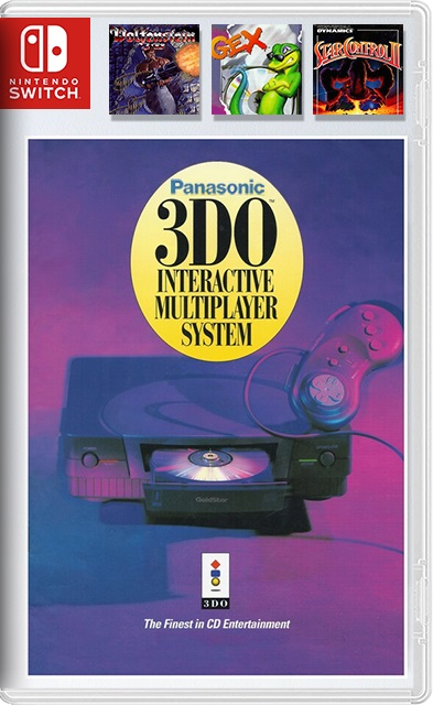 Wolfenstein 3D Star Control II GEX (4DO Retroarch)