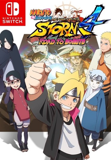 naruto-shippuden-ultimate-ninja-storm-4-road-to-boruto-Switch NSP XCI NSZ