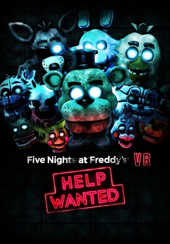 Five Nights at Freddys Help Wanted Switch NSP XCI