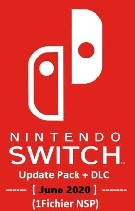 Nintendo Switch Update Pack + DLC [June 2020] (1Fichier NSP)