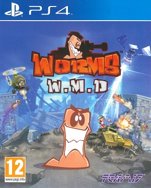Worms W.M.D PS4 PKG