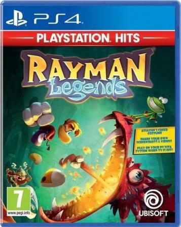 Rayman Legends PS4 PKG