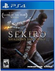 Sekiro: Shadows Die Twice PS4 PKG