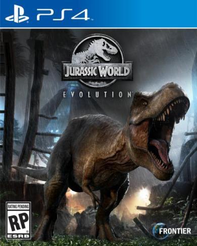 Jurassic World Evolution PS4 PKG