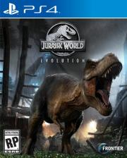 Jurassic World Evolution PS4 PKG