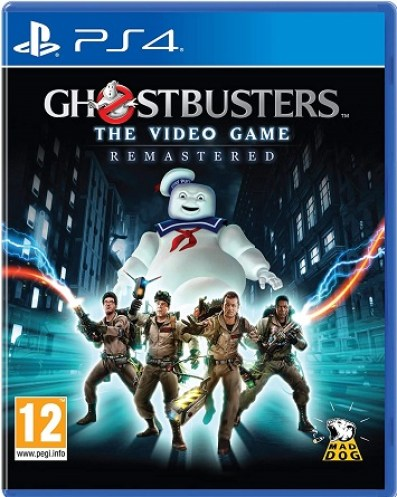 Ghostbusters The Video Game Remastered PS4 PKG