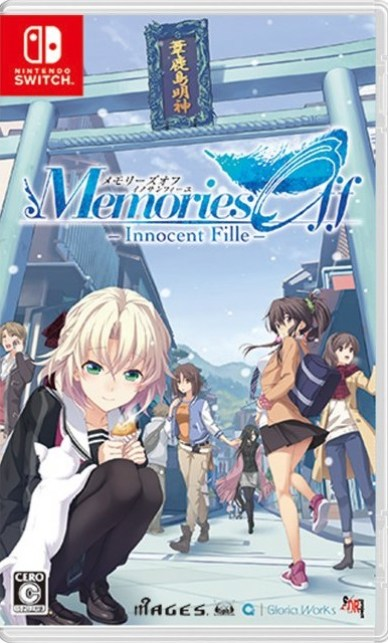 Memories Off Innocent Fille Switch NSP XCI