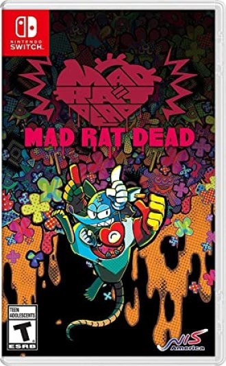 MAD RAT DEAD Switch NSP XCI