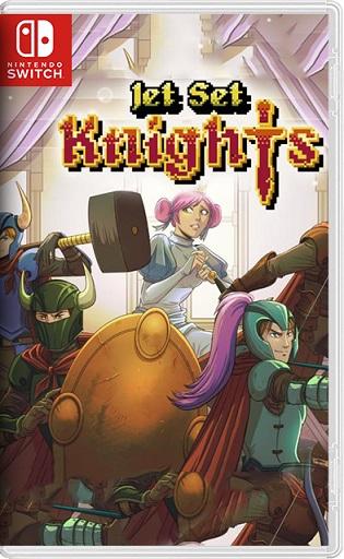 Jet Set Knights Switch NSP XCI NSZ