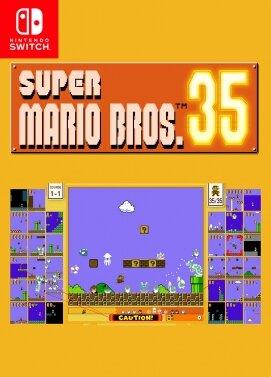 Super Mario Bros. 35 Switch NSP XCI