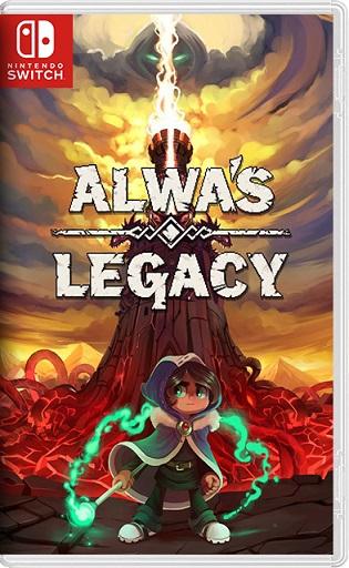 Alwas Legacy Switch NSP XCI NSZ
