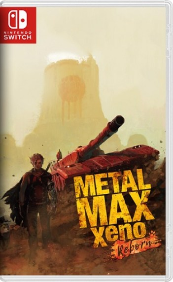 METAL MAX Xeno Reborn メタルマックスゼノ リボーン Switch NSP XCI NSZ