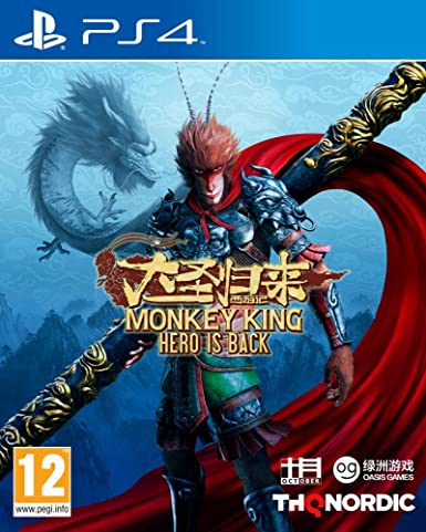 Monkey King Hero is back PS4 PKG