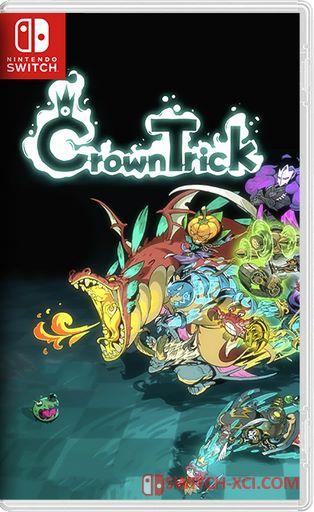Crown Trick Switch NSP XCI NSZ