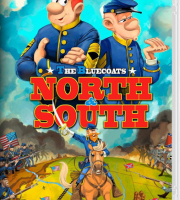 The Bluecoats North & South Switch NSP XCI NSZ