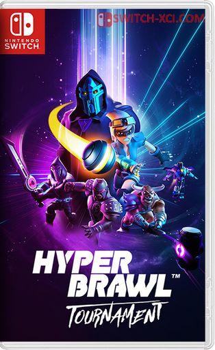 HyperBrawl Tournament Switch NSP XCI NSZ