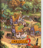 Oceanhorn 2: Knights of the Lost Realm Switch NSP XCI