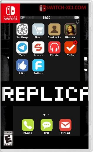 REPLICA Switch NSP XCI NSZ