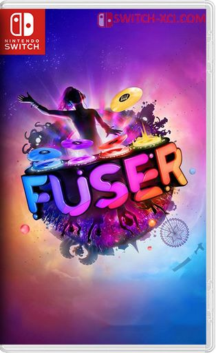 FUSER VIP Edition Switch NSP XCI