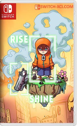 Rise and Shine Switch nsp xci nsz