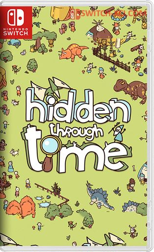 Hidden Through Time Switch NSP XCI NSZ