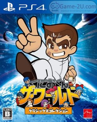 Kunio-kun The World Classics Collection PS4 PKG