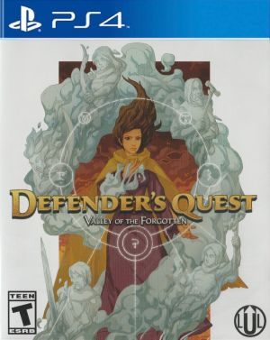 Defenders Quest Valley of the Forgotten DX PS4 PKG