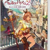 ATELIER RYZA 2: LOST LEGENDS & THE SECRET FAIRY Switch NSP XCI