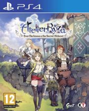 Atelier Ryza: Ever Darkness & the Secret Hideout PS4 PKG